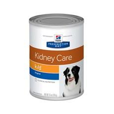 Racao Canine Prescription Diet K/D em Lata p/ Caes 370g - Hills