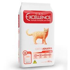 Ração Cat Excellence Adulto Carne - 10,1kg
