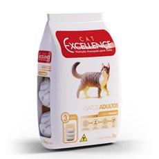 Ração Cat Excellence Adulto Frango - 3kg