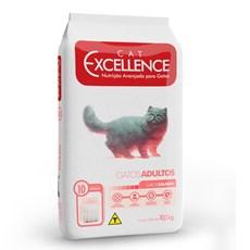 Ração Cat Excellence Adultos Salmão - 10,1kg