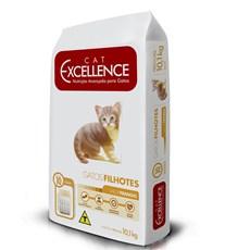 Ração Cat Excellence Filhotes Frango - 10,1kg