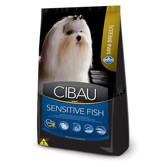 Ração Cibau Fish Cães Sensitive Mini