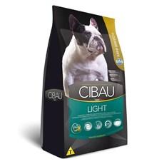 Ração Cibau Light Cães Adultos Raças Pequenas