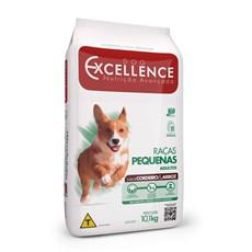 Ração Dog Excellence Raças Pequenas Adultos Cordeiro e Arroz - 10,1kg