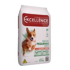 Ração Dog Excellence Raças Pequenas Adultos Salmão e Arroz - 10,1kg