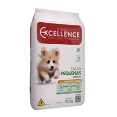 Ração Dog Excellence Raças Pequenas Filhotes Frango e Arroz - 10,1kg