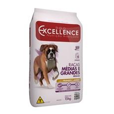 Ração Dog Excellence Sênior Raças Médias e Grandes - 15kg