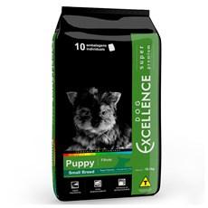 Ração Dog Excellence Super Premium Filhotes Raças Pequenas - 10,1kg