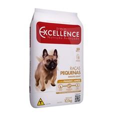 Ração Dog Exellence Adulto Light Raças Pequenas - 10,1kg