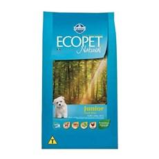Ração Ecopet Natural Cães Filhotes Raças Pequenas – 1kg