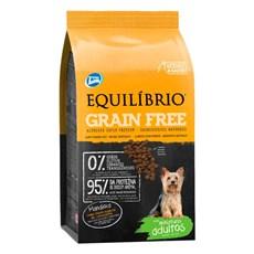 Ração Equilíbrio Grain Free Cães Adultos Raças Miniaturas 1,5kg