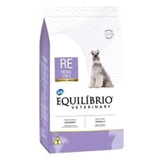 Ração Equilíbrio Veterinary Dog Renal Para Cães Adultos 7,5Kg