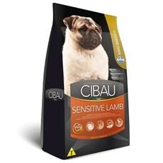 Ração Farmina Cibau Sensitive Lamb Cães Adultos Raças Pequenas