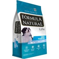 Ração Fórmula Natural Cães Filhotes Raças Mini e Pequenas