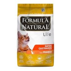 Ração Fórmula Natural Gatos Castrados - 7kg