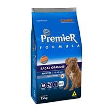 Ração Frango Cães Adultos Raças Grandes 15kg - Premier Pet