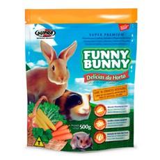 Ração Funny Bunny Delícias da Horta