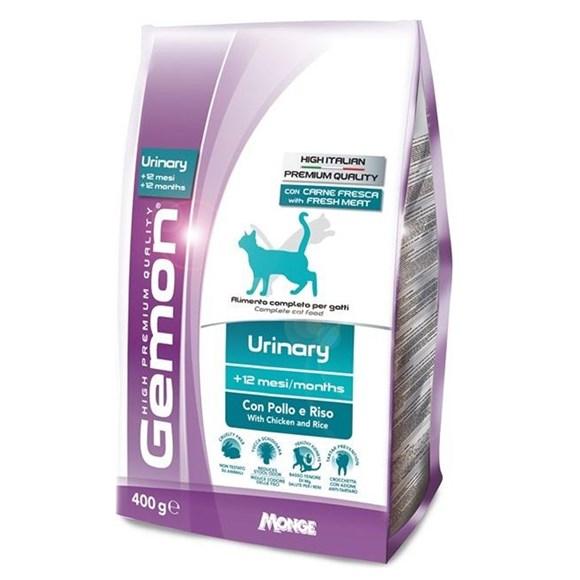 Ração Gemon Para Gatos Urinary Frango E Arroz 400g