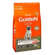 Ração Golden Fórmula Cães Adultos Light Mini Bits Frango e Arroz