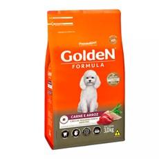 Ração Golden Fórmula Cães Adultos Mini Bits Frango e Arroz