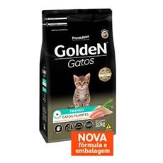 Ração Golden Gatos Filhotes Frango