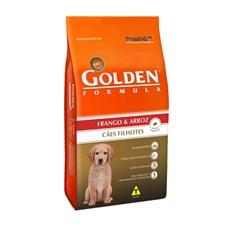 Ração Golden Para Cães Filhotes Frango 15kg