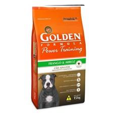 Ração Golden Power Training para Cães Adulto 15kg