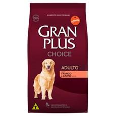 Ração Gran Plus Cães Choice - 15Kg
