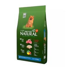 Ração Guabi Natural Cães Adultos Mini e Pequeno Cordeiro e Aveia - 10,1Kg