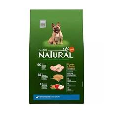 Ração Guabi Natural Cães Adultos Mini e Pequeno Frango e Arroz Integral - 1Kg