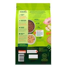 Ração Guabi Natural Cães Filhotes Raças Médias Frango e Arroz Integral - 15Kg
