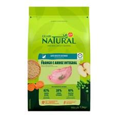 Ração Guabi Natural Gatos Castrados Frango e Arroz Integral - 7,5Kg