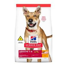 Ração Hill's Science Diet Cães Adultos - 12Kg
