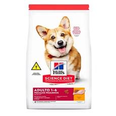 Ração Hill's Science Diet Cães Adultos Pedaços Pequenos – 800g