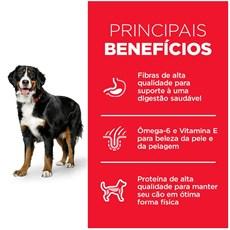 Ração Hill's Science Diet Cães Adultos Raças Grandes - 12Kg