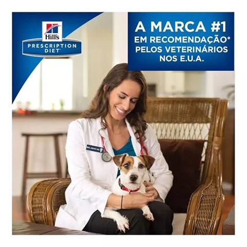 Ração Hill's Cães Diet Canine U/d Urinary Care 370g