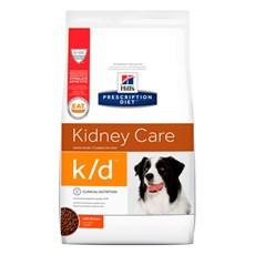 Ração Hills Cães K/D Cuidado Renal - 3,8kg