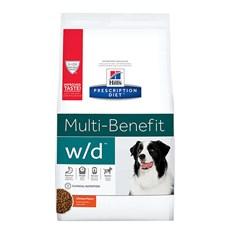 Ração Hill's Diet W/d Controle Glicemia Cães 3,8kg