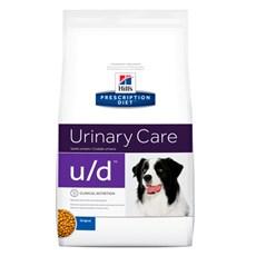 Ração Hill's Prescription Diet Cães U/D Cuidado Urinário - 3,8Kg