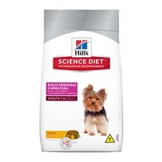 Ração Hill's Science Diet Cães Adultos Raças Pequenas e Mini - 1Kg