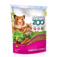 Ração Megazoo Hamster e Gerbil - 350g