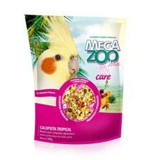 Ração Megazoo Mix Calopsita Tropical - 500g