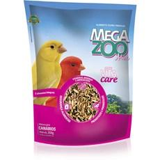 Ração Megazoo Mix Canários - 350g