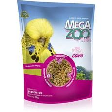 Ração Megazoo Mix Periquitos - 350g