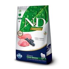 Ração N&D Prime Cães Adultos Raças Grandes Cordeiro – 10,1kg