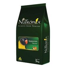 Ração Nutrópica Agapornis Com Frutas - 5kg