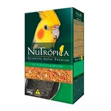 Ração Nutrópica Calopsita Com Frutas – 300g