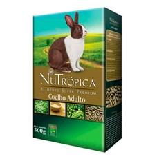 Ração Nutrópica Coelho Adulto - 500g