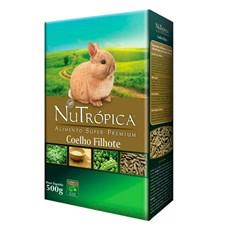 Ração Nutrópica Coelho Filhote – 500g