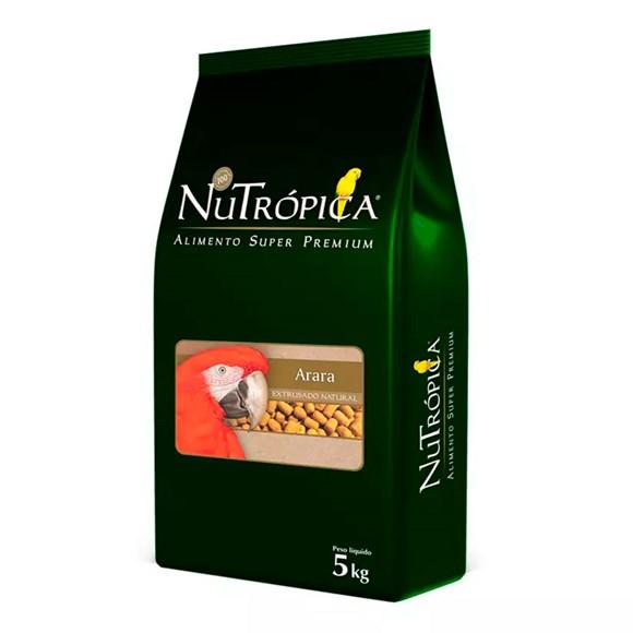 Ração Nutrópica Natural Para Araras - 5kg
